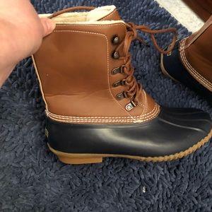 Esprit New Rubber Boots WONT LAST!!